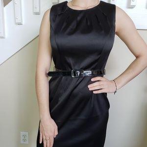 black cocktail/business dress